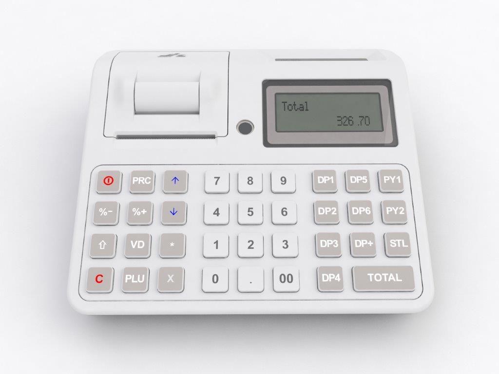 B30 Cash Register  5